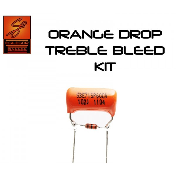 treble bleed kit